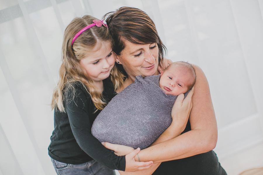 Neugeborenen Bilder Fotograf Rohrbach Österreich - Homeshooting mit dem kleinen Tim